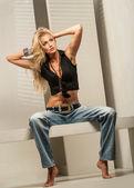 女性モデル — ストック写真