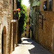 Alley of ancient city of Girona — ストック写真 #12088472