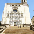 Cathedral of Girona — Stock Photo