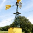 Stockfoto: Yellow well