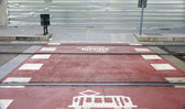 Pedestrian crossing — Photo
