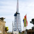 Watchtower Tibidabo — Stock Photo #30227061