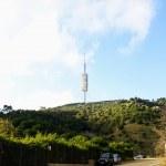 Collserola tower — Stock Photo #30264387