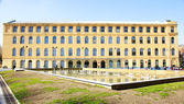 Building of Can Fabra — Stock Photo