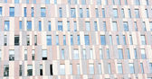 Facade of buildings for backgrounds and textures — Foto de Stock