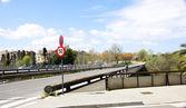 Collblanc Bridge — Stock Photo