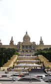 National Palace of Catalunya — Stock Photo