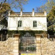 Old house in Les Aigues Parc  — Stock Photo