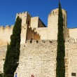 Castle Castellet i la Gornal — Photo
