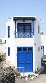 Canarian Architecture — Stock Photo