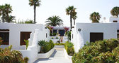 Views of Playa Blanca — Stock Photo