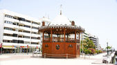 Bandstand in Arrecife — Stock Photo