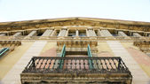 Reformy w clara-zetkin-berengar budynku — Zdjęcie stockowe