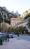 Monastery of Montserrat — Stock Photo