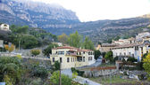 View Monistrol de Montserrat — Zdjęcie stockowe