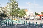 スペインの都市πανόραμα του νησιού βασιλικό στην Αγία Πετρούπολη, Ρωσία — ストック写真