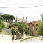 Architectural Complex of Antonio Gaud El Garraf, Barcelona — Stock Photo #47356239