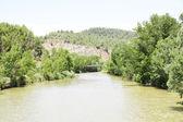Cardener River — Stock Photo