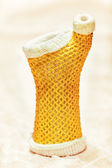 Comfortable immobilization bandage for the treatment of fractures — Stock Photo