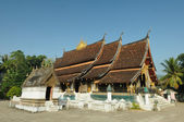 Wat Xieng Thong in Luang Prabang, Laos. — Stock Photo