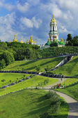 Kiev Pechersk Lavra — Stock Photo