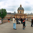 Stock Photo: Pont des Arts Bridge