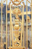 Golden gates — Stock Photo
