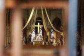 巴黎圣母院大教堂, — 图库照片
