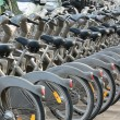 Bicycle parking — Stock Photo #37597805