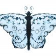 Water butterfly — Stock Photo #41205529