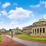 Dresden, Zwinger museum — Stock Photo #44284499