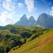 Tre Cime di Lamar — Stock Photo
