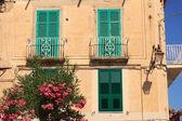 Architecture in Tropea — Stock Photo