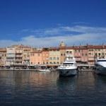 Saint Tropez quay 3 — Stock Photo #34925363