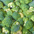 Stock Photo: Broccolli background