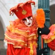 Carnevale di Venezia — Stock Photo