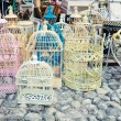 Shabby chic market — Stock Photo