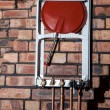 Boiler install - Stockfoto
