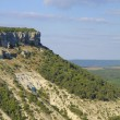 Mountains of the Crimean peninsula. - Stock Photo