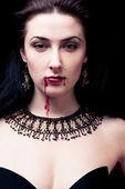 Vampiro — Foto Stock