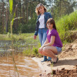 Mother and daughter — Stock Photo #27609317