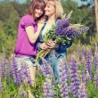 Mother and daughter — Stock Photo #27609489