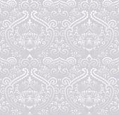 シームレスなビンテージ壁紙パターン. — ストックベクタ