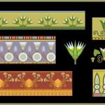 Egyptian symbols — Stock Vector #28996835