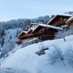 Ski resort — Stock Photo #36602107