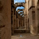 Colosseum of El Djem — Stock Photo #49604871