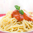 Spaghetti — Stock Photo #13815511
