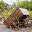Old wagon - Stock Photo