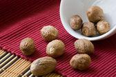 Nutmeg — Stock Photo