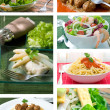 Food collage — Stock Photo #13828880